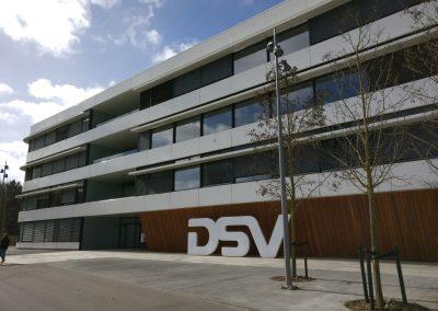 Vierailu Tanskassa DSV:llä