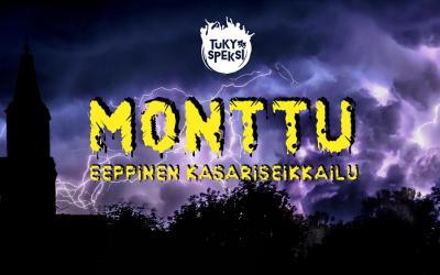 TuKY-Speksi 2020: Monttu – Eeppinen kasariseikkailu