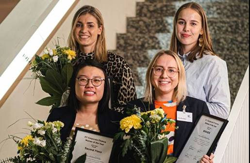 EY Corporate Finance Woman of the Year student competition is here!